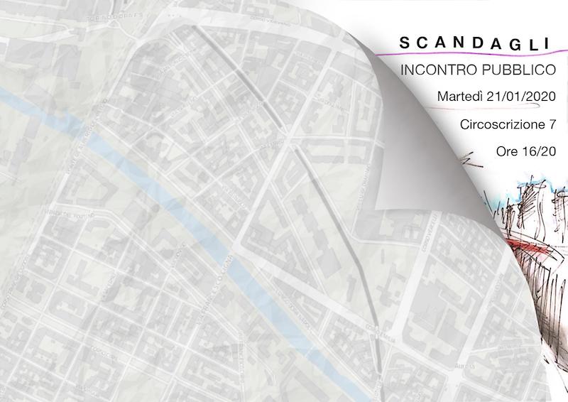 SCANDAGLI. Laboratorio di rigenerazione urbana.