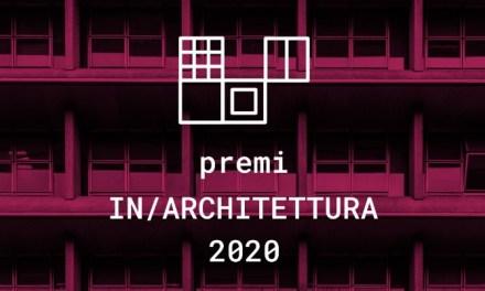 Premio IN/Architettura 2020