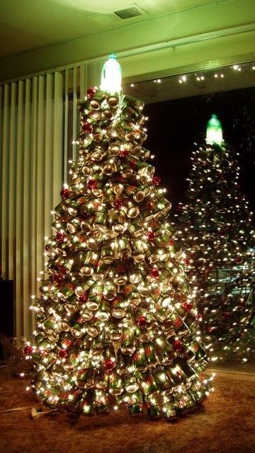arbol-navidad-latas