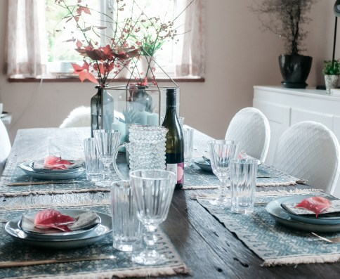 tablesetting autumndeco lunchtime