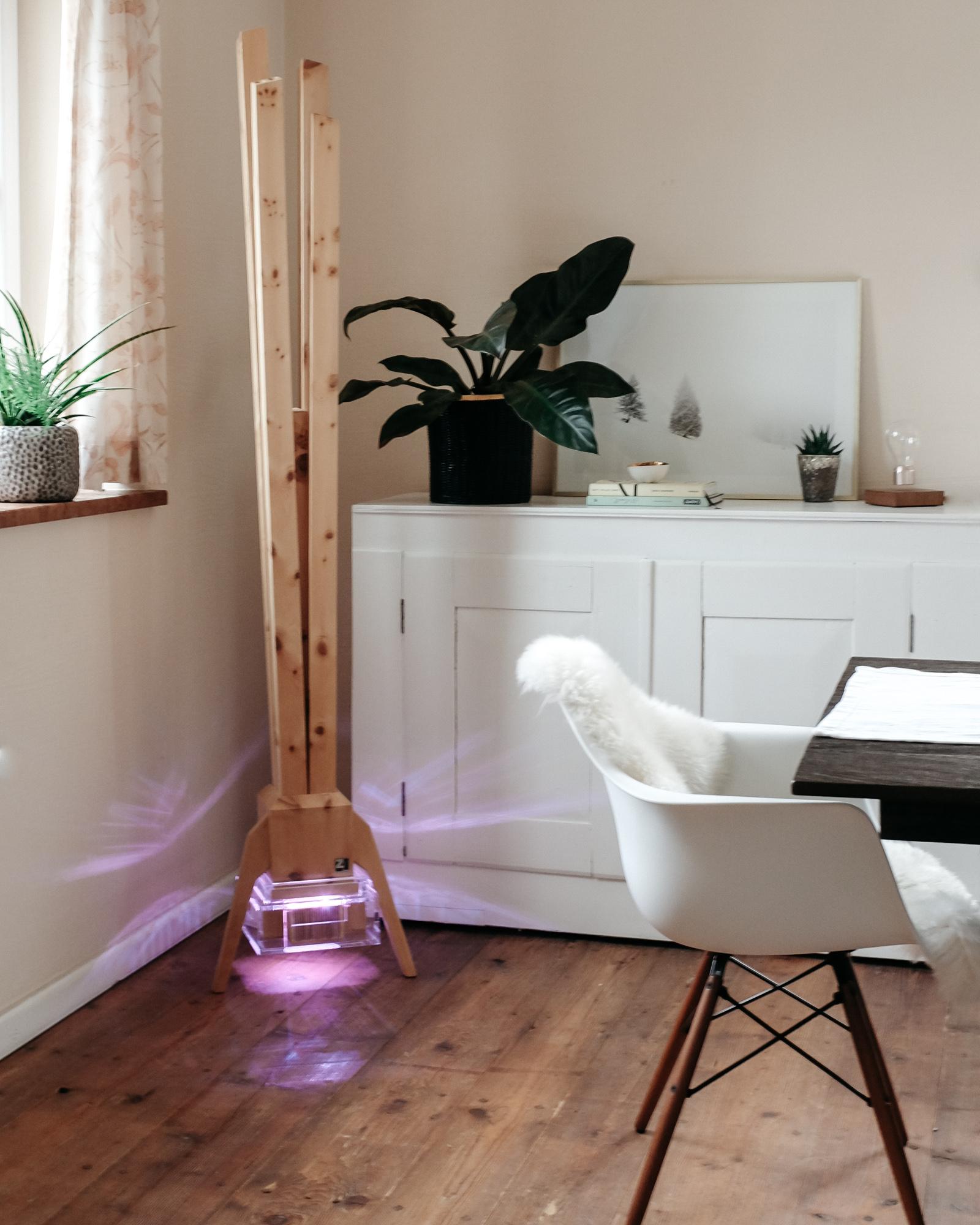 Inastil, Zirbenluefter, Interiordesign, Wooddesign, Raumklima, Zirbe,  Luxeryhome, Lifestyle,