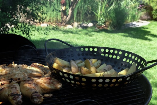 inastil, Ü50Blogger, mein schöner Garten, Sommergarten, Grillen, bestes Grillhähnchen, Sommertisch, toskanisches Platthuhn Rezept, outdoorliving, Rosen, Gartenblicke-9