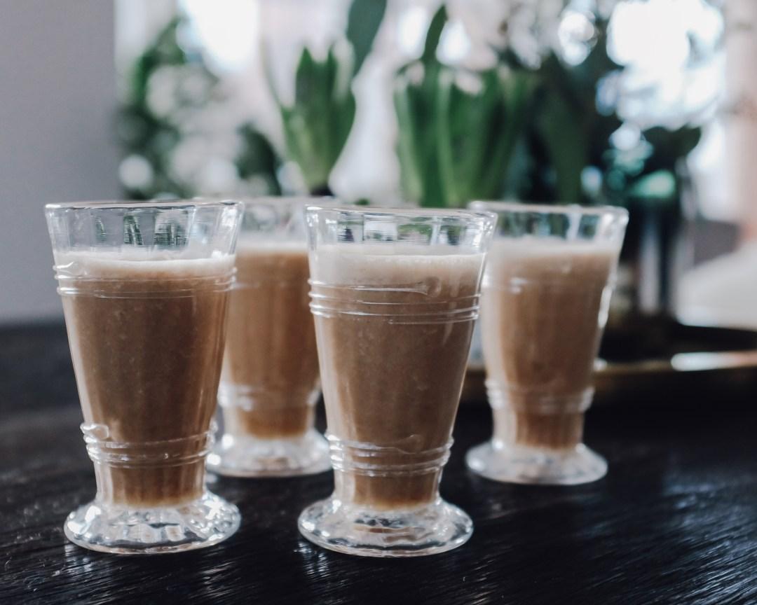 inastil, leichtes Rezept, grünes Curry, Helthyfood, Winterdekoration, liefe in balance, donna hay, Kokoscurry, espresso-cashew-shake, power-shake-13