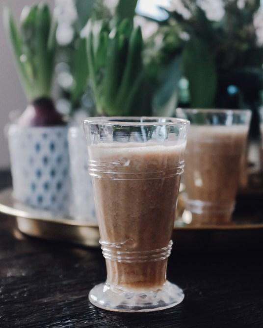 inastil, leichtes Rezept, grünes Curry, Helthyfood, Winterdekoration, liefe in balance, donna hay, Kokoscurry, espresso-cashew-shake, power-shake-17