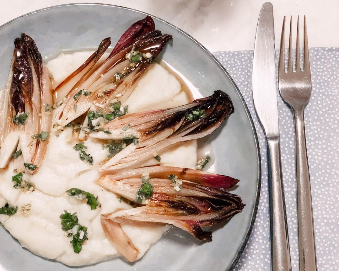 Inastil, Tulpen, weiße Tulpen, Winterdekoration, Gemüse, ohne Fleisch, leichte Küche, healthyfood, Tischdekoration, fleischlos, white tulips-21