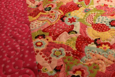 Stitched and Quilted by Cindy Anderson of In A Stitch Quilting