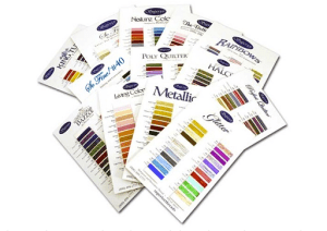 Superior Threads Color Cards