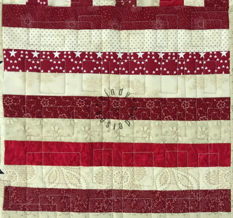 Stars-and-Stripes-Table-Quilt-Closeup