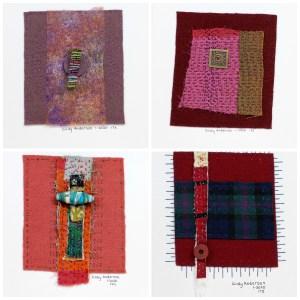 Art Pieces 172-175