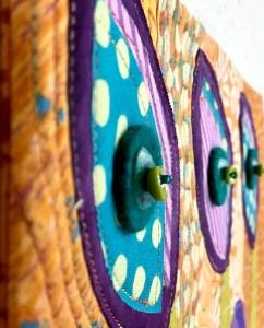 Dancing Tootsies, AP 124, Closeup