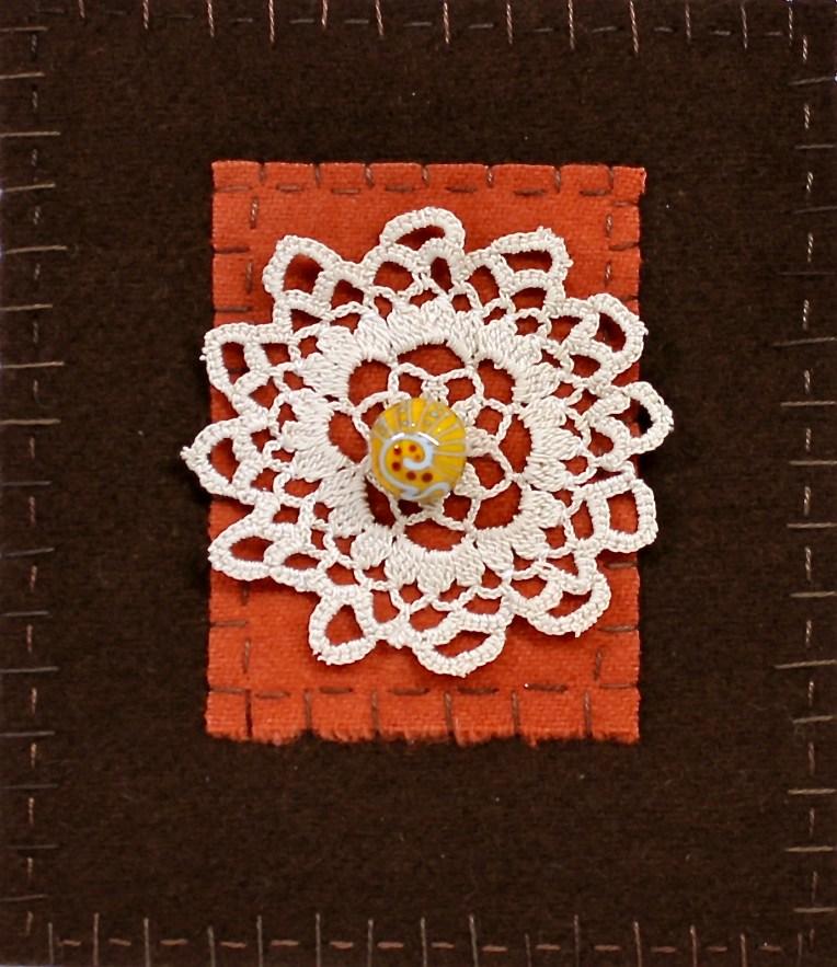 Elaborate Flower, AP 182