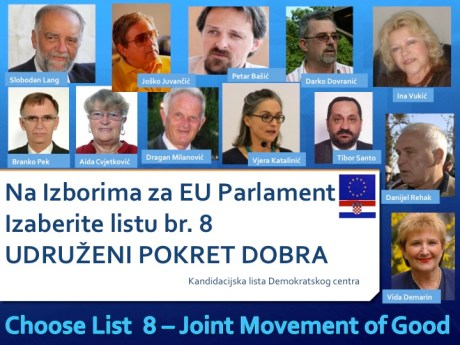 EU Parliament Elections List 8