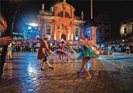 Dubrovnik Summer Festival  Photo: visitdalmatia.com