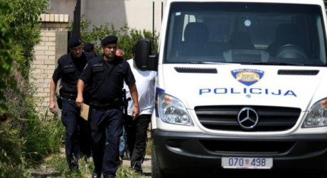 Croatian Police arrest 12 Serbs suspected of war crimes in Trpinja - Photo: Davor Jovanovic/Pixsell