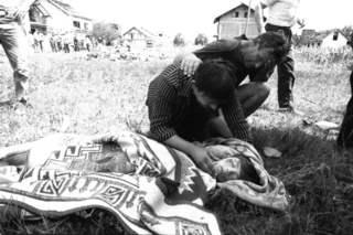 Croatia Slavonski Brod May 1992 28 Croat children were killed in this town