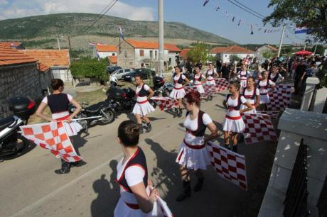 Croatian Victory & Thanksgiving Day Celebrations Cavoglave 2013 - Photo Marko Perkovic Thompson FB