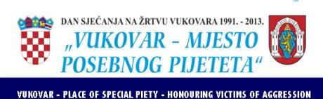 Vukovar place of special piety