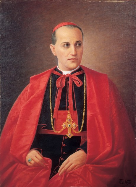Blessed Alojzije (Aloysius) Stepinac Oil painting Croatian Church Chicago