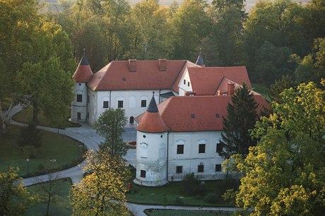 Castle Luznica Zapresic Croatia