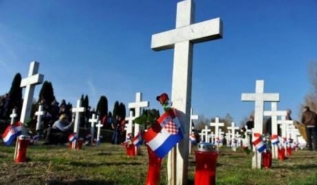 Vukovar cemetery - Photo politikaplus.com