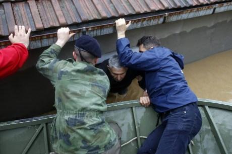 Floods Croatia 24