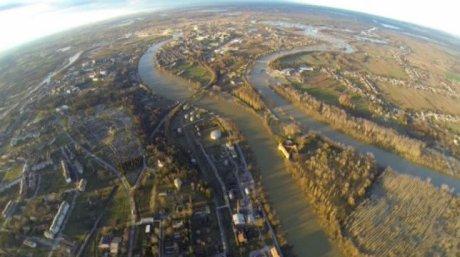 Floods in Slavonia Croatia 2