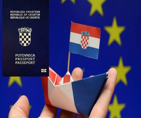 Croatian passport for sale