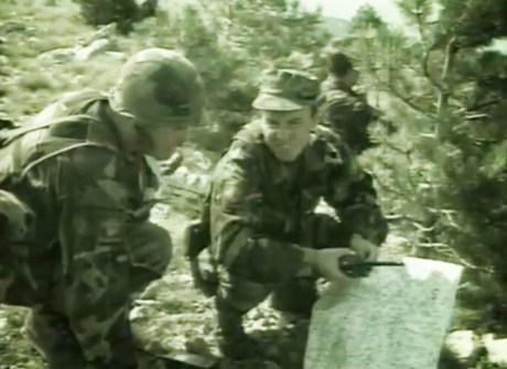 4 August 1995 Operation Storm Croat defenders plan liberating battles