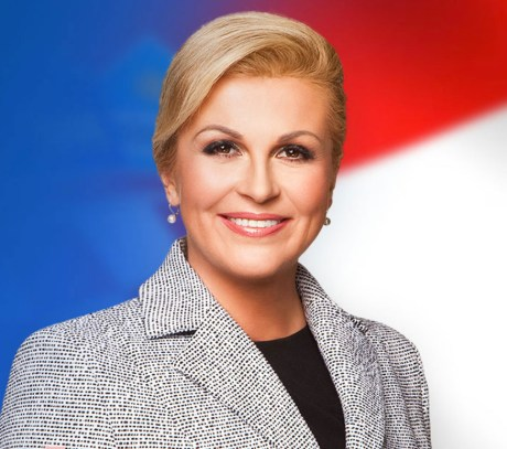 Kolinda Grabar-Kitarovic President of the REpublic of Croatia (Photo: screenshot www.kolinda.hr)