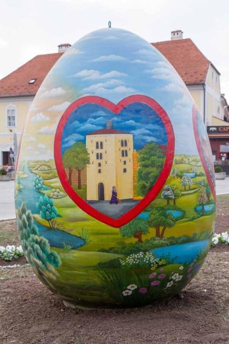 Croatia 2015 Easter egg