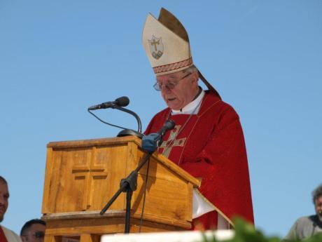 Bishop Mile Bogovic