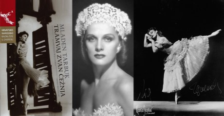 Mia Slavenska - A Dancer's Journey