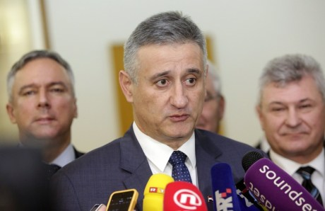 HDZ President Tomislav Karamarko refuses to be blackmailed or forced into signing dodgy documents Refuses to join a tripartite government based on unclear framework and guidelines He prefers new elections to a government formed in less than clear or honest circumstances