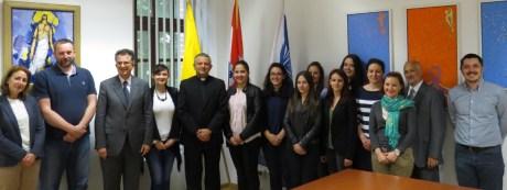 Student Representative Council 2014 Croatian Catholic University Zagreb, Croatia Photo: unicath.hr