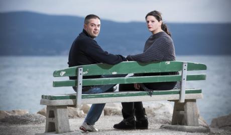 Kristijan and Zorana Begic Photo: Ante Cizmic/EPH
