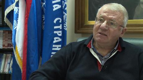 Vojislav Seselj Photo: N1