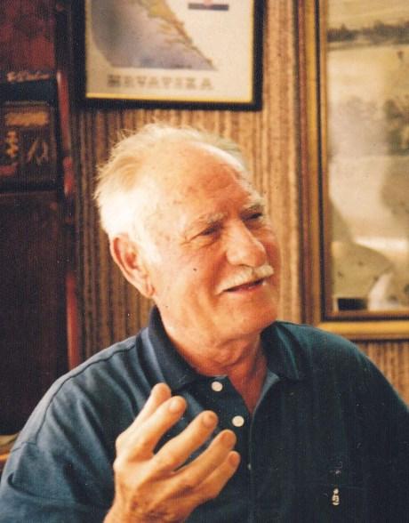 Mojmir Damjanovic Sydney, Australia, 2002
