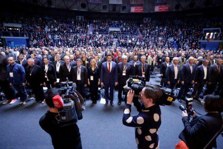 Zagreb, 03.12.2016 - 14th SDP Election Convention Zagreb, Croatia Photo: fah