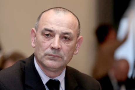Croatia's Minister for Veterans' Affairs Tomo Medved Photo credit: www.kamenjar.com