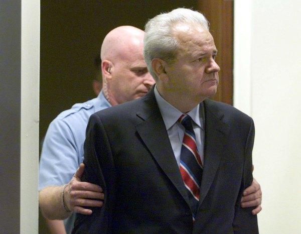 Slobodan Milosevic Not Innocent – Still, Serbia's War ...