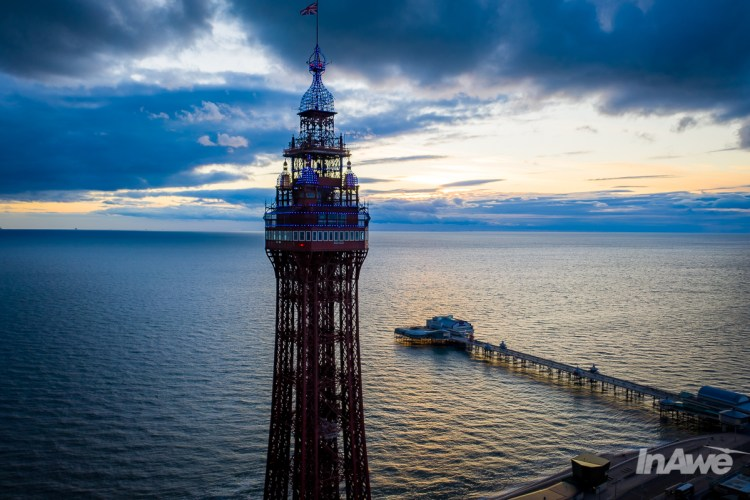 aerial-photography-blackpool-in-awe-digital-media-drone-video-lancashire-expert-drone-photography-top-of-blackpool-tower