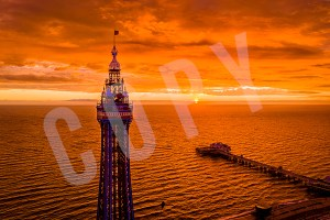 Drone Photography Blackpool