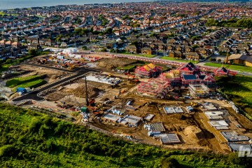 drone-photography-blackpool-in-awe-digital-media-drone-video-lancashire-expert-aerial-photography-construction-site-blackpool-drone-flyer-north-west