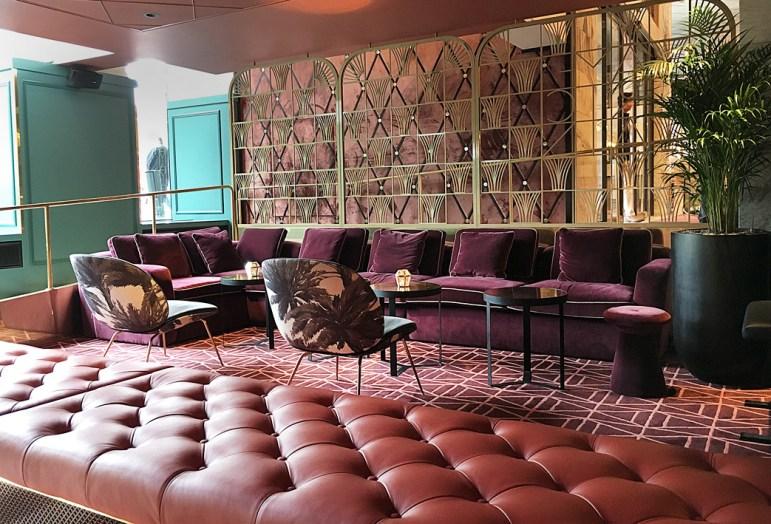 Lovely Haymarket hotel by Scandic in Stockholm.