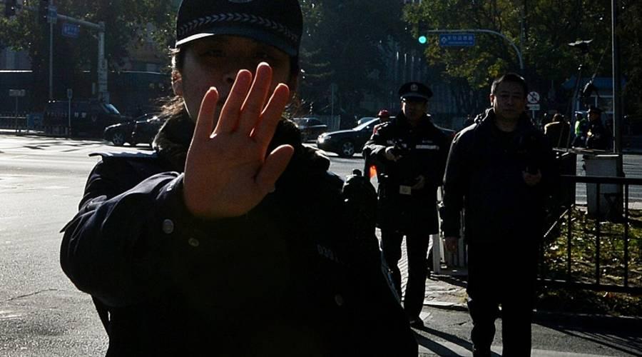 Långt i Expressen om hur Kina straffar och kontrollerar svenska journalister