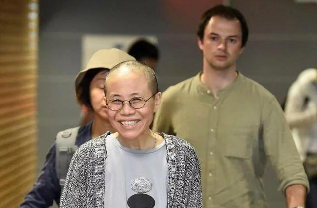 Liu Xia äntligen fri - vad betyder det för Gui Minhai?