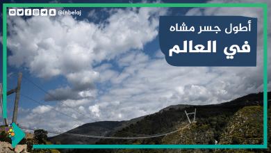 صورة أطول جسر مشاه في العالم