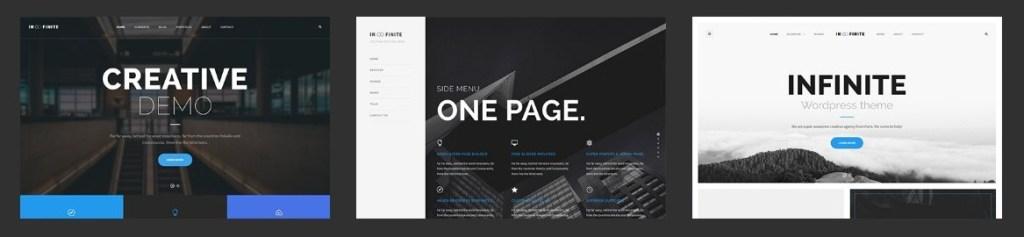 лучшие минималистские темы WordPress для бизнеса и блогов 2 01