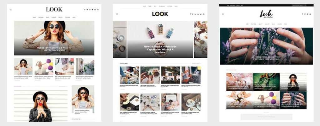 лучшие минималистские темы WordPress для бизнеса и блогов 2 07