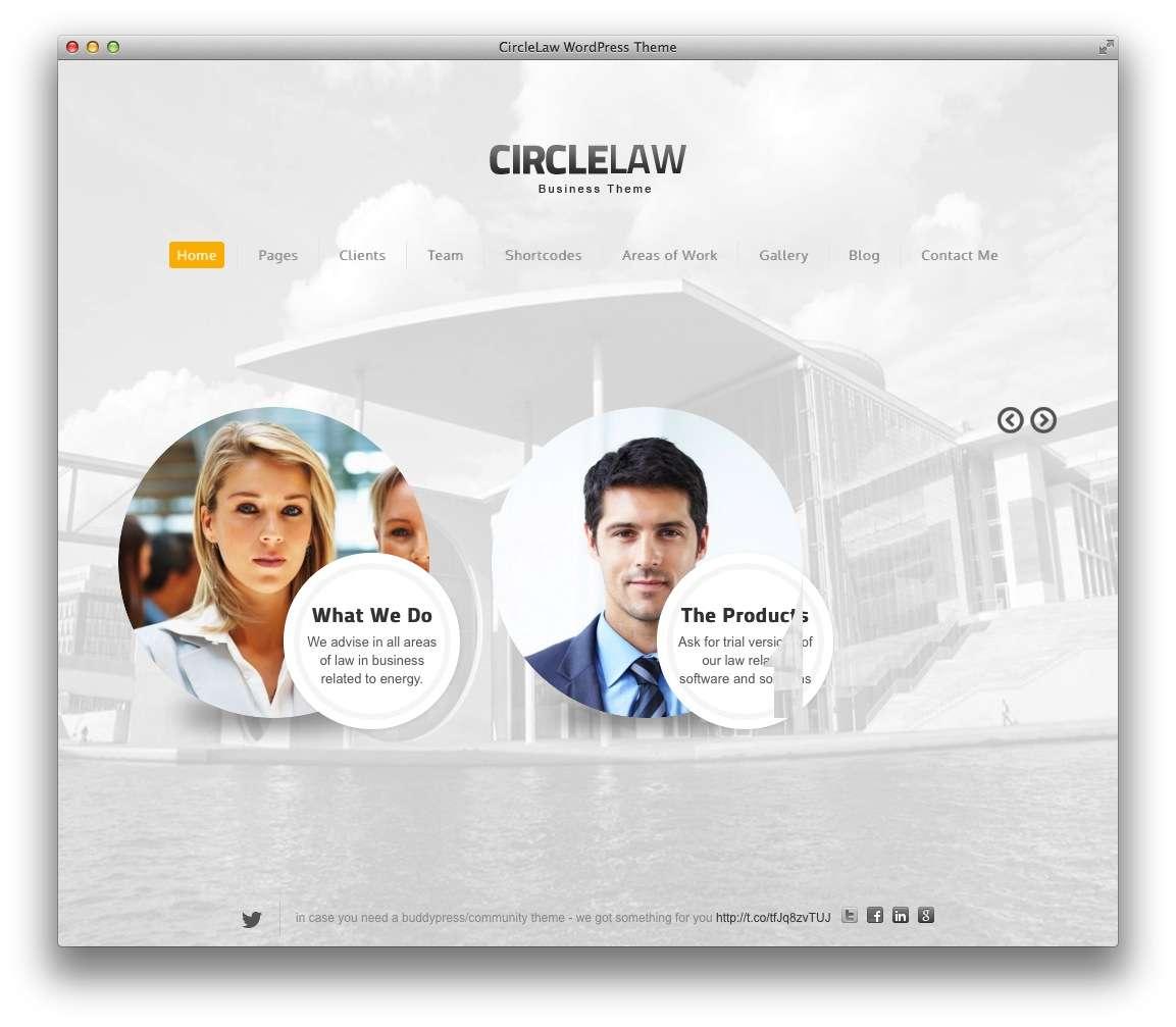 WordPress – Адвокаты и юридическая практика12